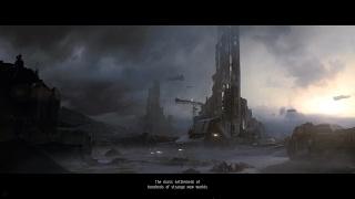 Eve Online gameplay. Beginning