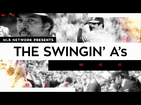 MLBN Presents: Swingin' A's Remember Charlie Finley