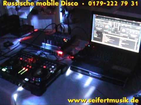 russischer dj hannover russische mobile disco hochzeit geburtstag party tamada dj youtube. Black Bedroom Furniture Sets. Home Design Ideas