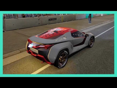 Forza Horizon 3 |The Ugliest Car Ever? Tamo Recamo Gameplay
