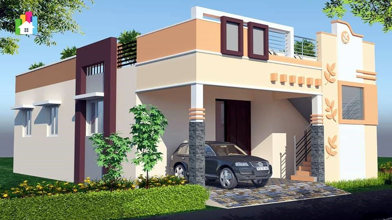 Front Elevation Design Single Floor Latest Top Single Floor Home Elevations