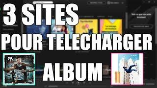 3 SITES POUR ECOUTER ET TELECHARGER ALBUM !!