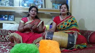 विनती हमारी मां याद रखना//अटल हमारा सुहाग रखना//उत्तराखंड भक्ति संगीत लीला जोशी। with lyrics