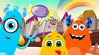 Ice Cream Song | Momo Beats Videos For Children | Kids Channel Cartoons