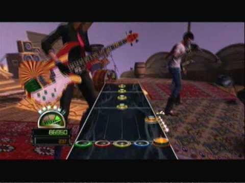 GHWT - Death Blossoms (DLC) Guitar FC