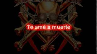 Megadeth - Last Rites/Loved to death (Traducido al español)