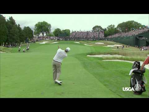 2009 U.S. Open: Glover Shines Through the Rain