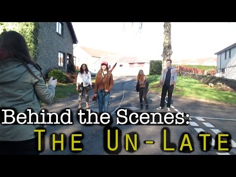 Behind The Scenes: 'The Un-Late' | Duncan of Jordanstone College of Art and Design
