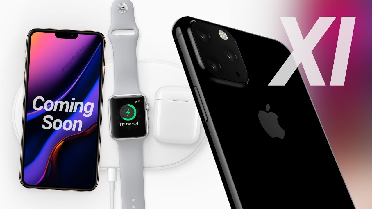 AirPower FINALLY Coming & New iPhone XI (2019) Rumors!
