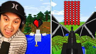 Morphing Into ANY MOB in Minecraft!