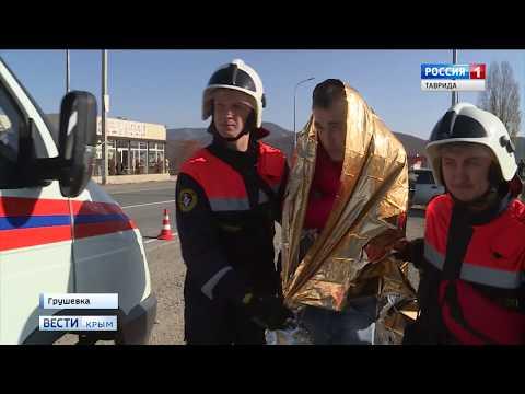Зима близко: экстренные службы Крыма готовятся к работе в непогоду