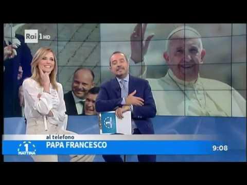 Gli Auguri Di Papa Francesco A Unomattina