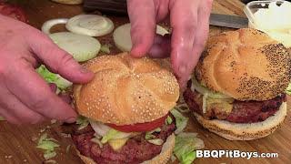 Bacon Brisket Burgers recipe