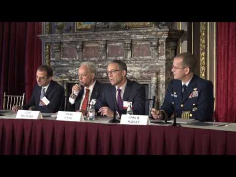 2017 11th Annual International Shipping Forum - Regulatory & Geopolitical Developments