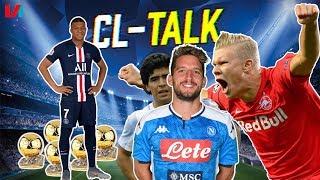 CL-Talk: Kylian Mbappé Gaat 5 Keer De Gouden Bal Winnen!