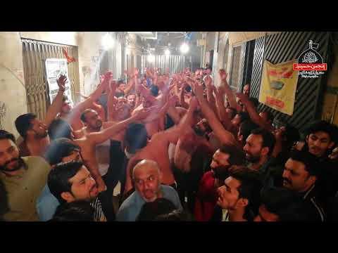 2 rajab 2018 anjuman e hussainia sadar bazar lahore cantt ammar shah
