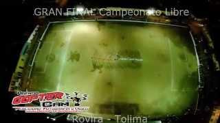 Final Campeonato Libre Rovira - Tolima