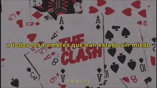 The Card Cheat // The Clash // Traducida Al Español