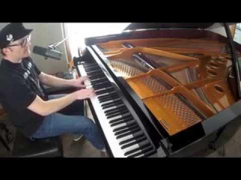 Levon - Elton John cover - piano & vocals