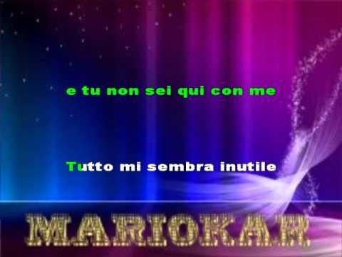 Vasco Rossi   Stupido Hotel karaoke