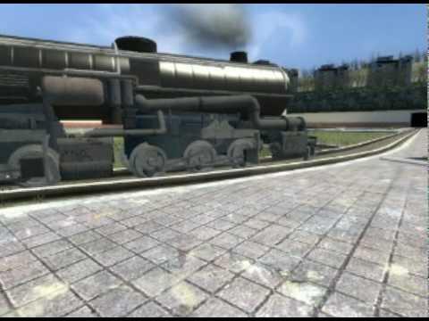 how to make a train dupe gmod