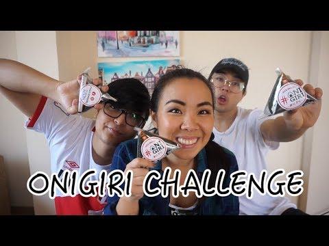 Onigiri Challenge con No Somos Chinos