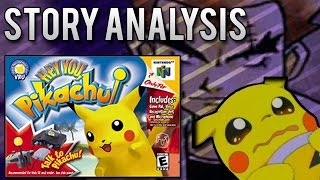 Hey You, Pikachu! - Story Quest
