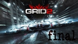 GRID 2 - Walkthrough - Final Part 64 - ESPN Race Championship   Ending (X360/PS3/PC) [HD]