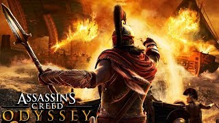 ROBIMY MIOTACZ OGNIA! | Assassin's Creed Odyssey: Mroczne Dziedzictwo! | DLC #09