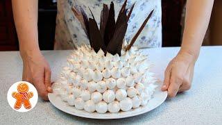 """Торт """"Ананас"""" ✧ Pineapple Cake"""