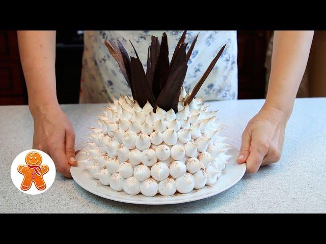 Торт Ананас ✧ Pineapple Cake