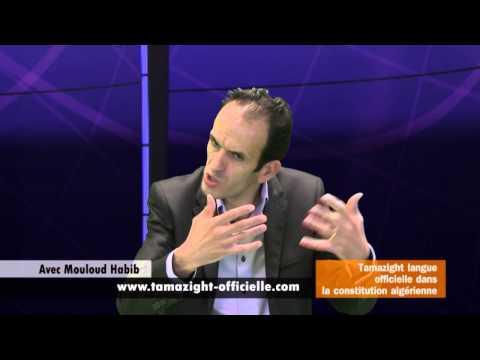 Tamazight langue officielle avec Mouloud Habib sur Berbère Télévision