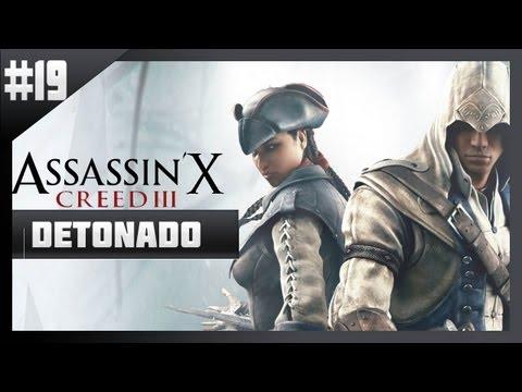 Assassin's Creed 3 Detonado - ★19 Sequência [7] Guerra!! Lexington e Concord