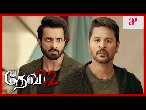 Devi 2 Movie Climax | Ajmal Gets Shot | Spirits Leave Parbhu Deva's Body | Tamanna | End Credits