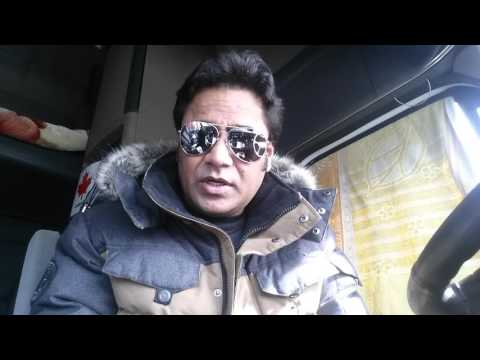 Punjabi Driver those who want to come to Canada Vol:3