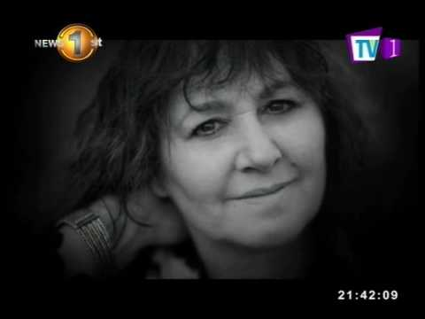 An Exclusive with Film Maker LESLEE UDWIN TV1 14th February 2017