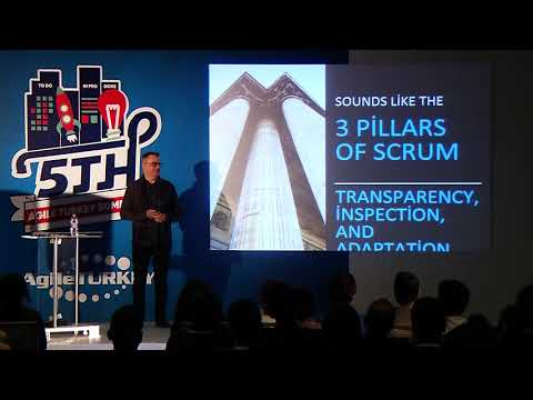 Agile Turkey Summit 2017 - Simon Orrell - snowdolphin inc. Head Coach