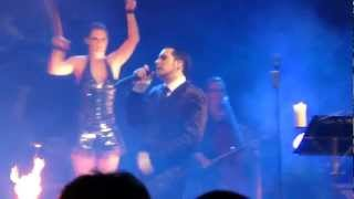 Blutengel - All these lies (live 2013 Berlin)