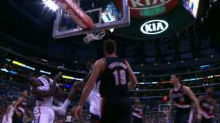 Top 10 Dunks of the 2014 NBA Preseason