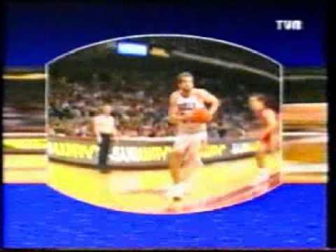 Bill Wennington Seve Kerr Give and go Chicago Bulls 1995