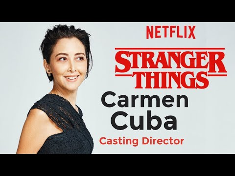 STRANGER THINGS Casting Director Carmen Cuba Gives Casting Points For Auditioning