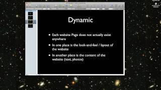 What's the Difference Between Static and Dynamic Websites?
