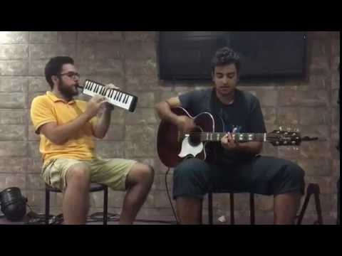 Amazing Jam Session Melodica & Guitar