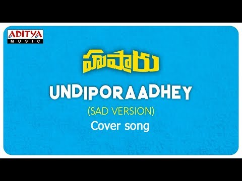 Undiporaadhey Sad Version    Cover Song    Sid Sriram    Ft Meshach    Kishore Kumar
