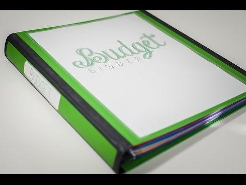 Budget/Bill Binder