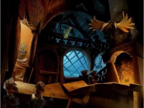 Muppet Treasure Island Captain Bones