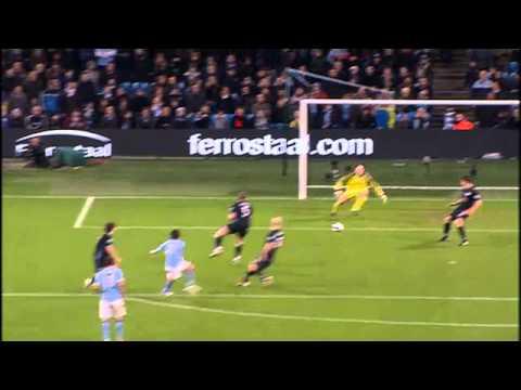 Manchester City 3-0 Aston Villa | The FA Cup 5th Round