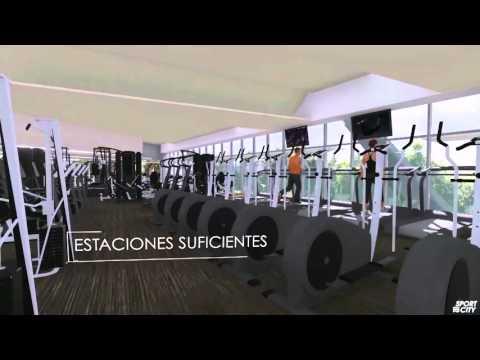 Conoce el nuevo SPORT CITY Executive Club Torre Reforma