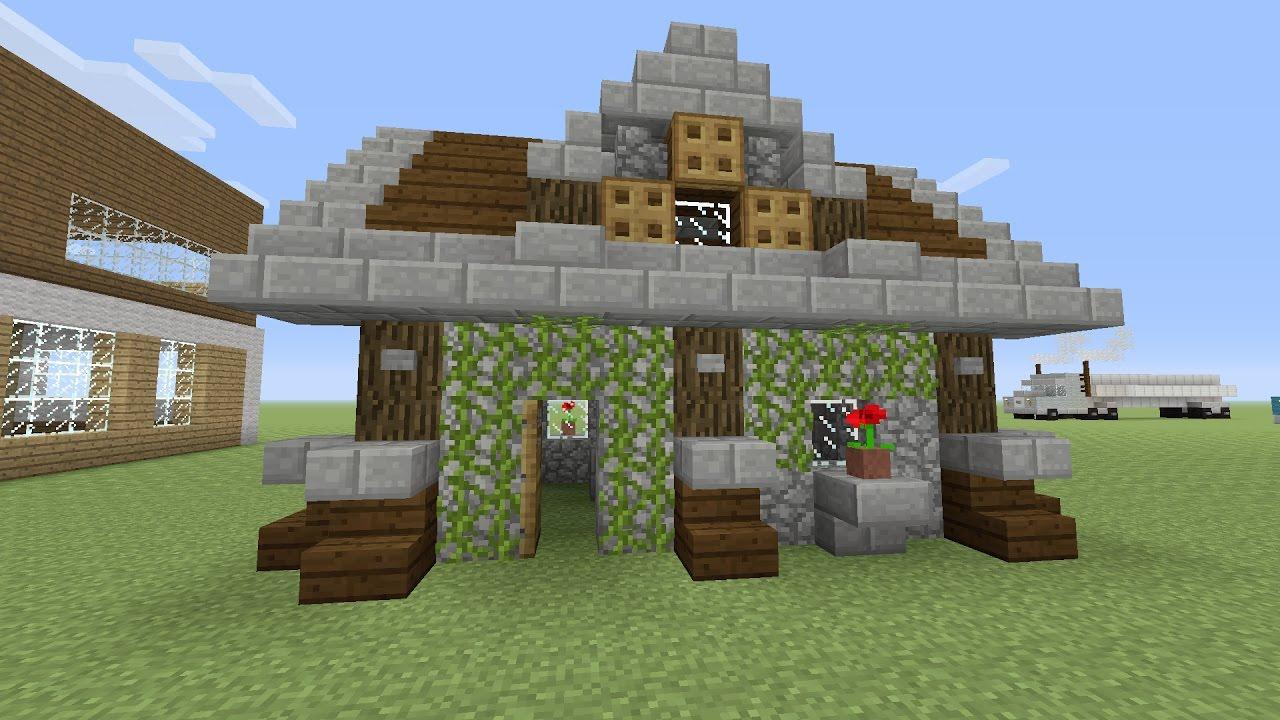 Een cool huis maken in Minecraft - wikiHow
