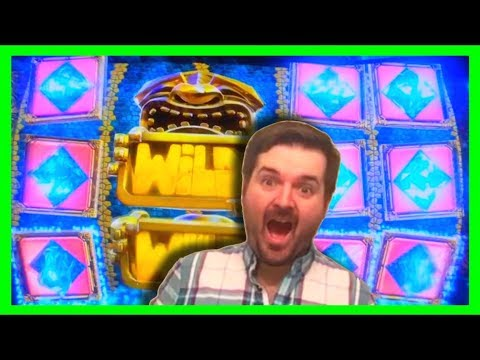 BIG WINS GALORE! FULL SCREEN OF TOP SYMBOL AT MAX BET! Slot Machine Bonusing With SDGuy1234